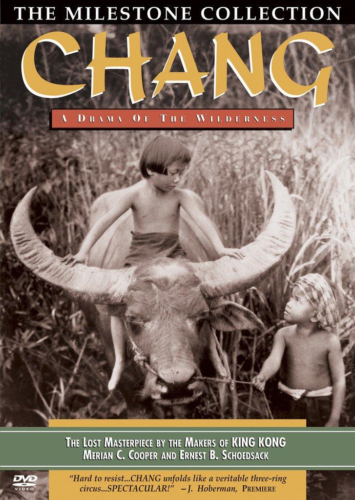Чанг: Драма в глуши (Франция, 1927 год).