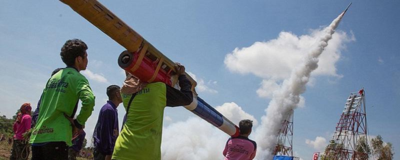 Фестиваль ракет - Boun Bang Fai