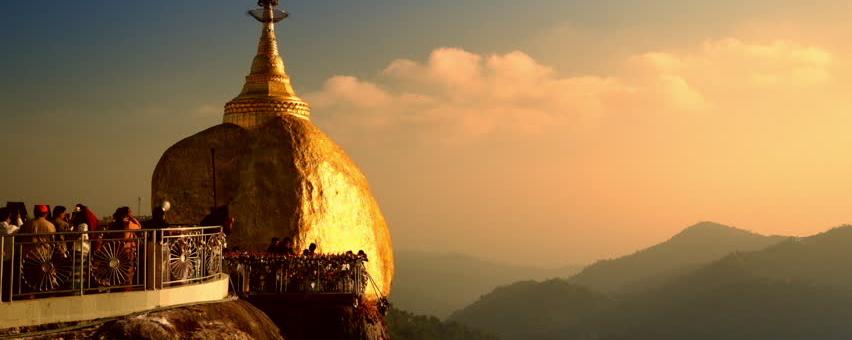 10 дней / 9 ночей: Мандалай – Монива - Баган – озеро Инле –Янгон – Баго – Золотой Камень – Па Ан – Янгон.