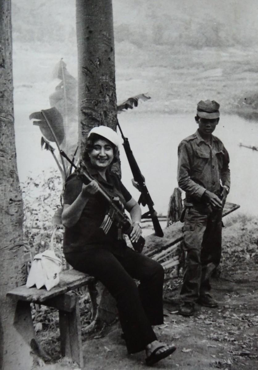 Джунгли остывают от войны (СССР, 1974 год).