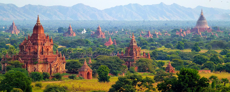 7 дней / 6 ночей: Мандалай и окрестности – Монива - Баган – Пиндайя - озеро Инле –Янгон.
