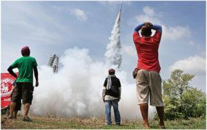 Фестиваль ракет, Ванг ВЬенг