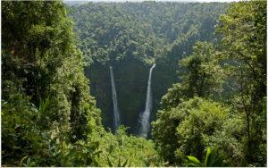 Водопад Тад Фан, Плато Болавен
