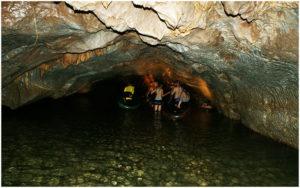 Водяная пещера, Ванг Вьенг