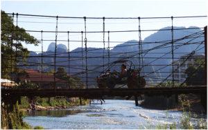 Багги в Ванг Вьенге, Лаос