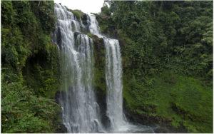 Водопад Тад Юан,, Плато Болавен