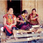 малые народности плато Болавен
