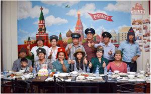 Русский ресторан Privet, Вьентьян