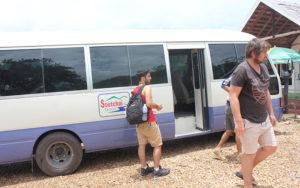Автобус (максимум 25 человек)