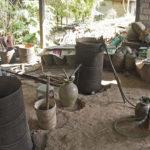 Деревня Бан Сангхай близ Дуанг Прабанга