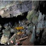 Пещера Лежащего Будды в Голубой Лагуне, Ванг Вьенг