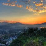 Гора Пху Си. Луанг Прабанг.
