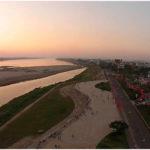 Набережная Меконга, Вьентьян