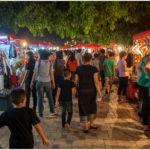 Рынок на набережной Меконга, Вьентьян