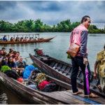 Лодка по Меконгу, 4000 островов