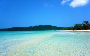 Остров Ко Ронг Самлоем