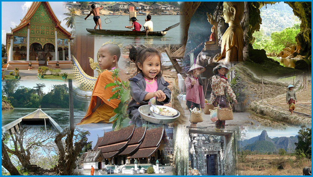 Весь Лаос