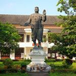 Королевский дворец, Луанг Прабанг