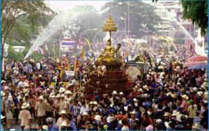 Boun Phi Mai – Лаосский Новый год