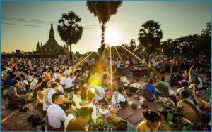 Boun Tat Luang – Тат Луанг Фестиваль