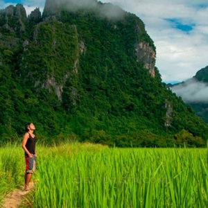 Вьентьян — Ванг Вьенг — Вьентьян