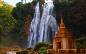 Водопад Аникасан