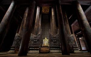 Тиковый монастырь Багайя Чанг