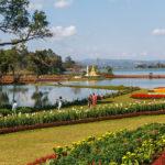 Ботанический сад Пьин О Львина