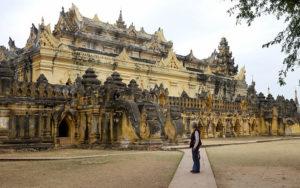 Монастырь Маха Аунг
