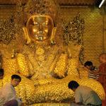 Изображение Будды Махамуни