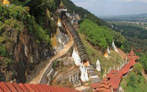 Пиндайя. Пещерно-храмовый комплекс