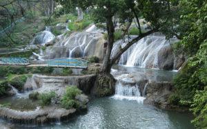 Водопад Пве Чаук