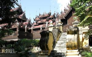 Монастырь Шве Ин Бин