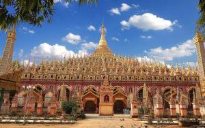 Монастырь Тханбоддай