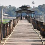 Тиковый мост У Бейн